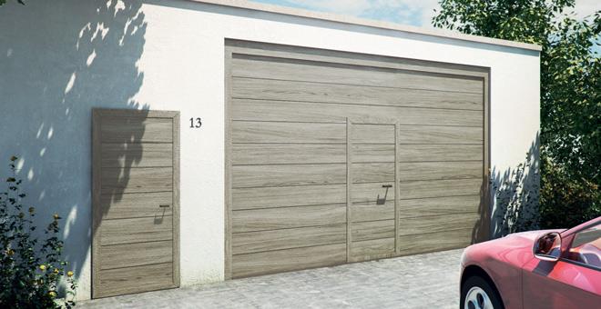 Porte Da Garage Automatiche Automatic System Automazioni